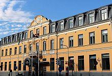 Budova hotelu