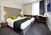 Moderně vybavený hotelový pokoj