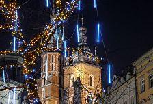 Adventní Krakow + WROCLAW (autobusem z Prahy)