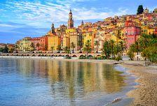 To nejkrásnější z Azurového pobřeží + MENTON (letecky z Prahy)