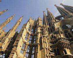 Katedrála Sagrada Familia