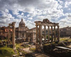 Forum Romanum - antický Řím