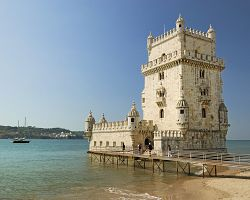 Belém v Lisabonu