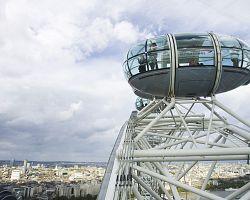 Vyhlídkové kolo London Eye