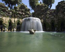 Zahrady v Tivoli - UNESCO