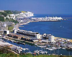 Přístav Dover