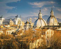Řím má mnoho památek