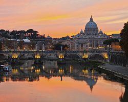 Řím má podmanivou atmosféru