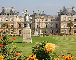 Lucemburský palác a zahrady