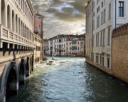 Benátky - město romantických kanálů