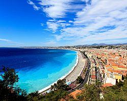 Azurové pobřeží Nice