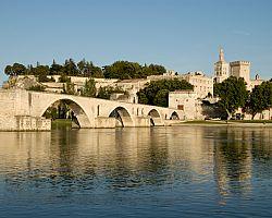 Slavný Avignonský most