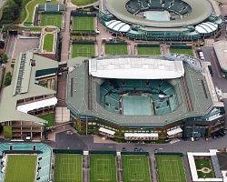 Kurty šampionátu Wimbledon