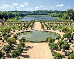 Oranžérie zámku Versailles