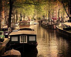 Romantika amsterdamských kanálů