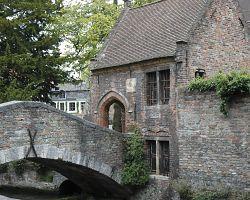 Belgická středověká architektura