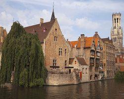 Bruggy s nádechem středověku