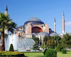 Osmý div světa - kostel Hagia Sophia