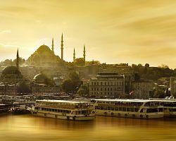 Brána Orientu Istanbul