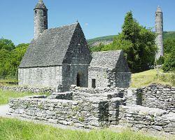Křesťanský klášter Glendalough
