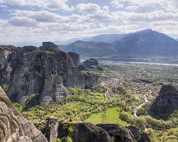 Krajina centrálního Řecka
