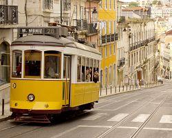 Tradiční tramvaj číslo 28
