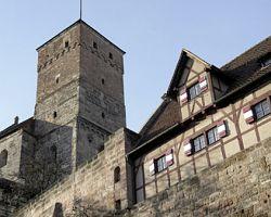 Norimberský hrad