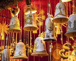 Na trzích je bohatý výběr dekorací