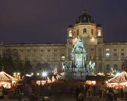 Trhy na Maria-Theresien-Platz