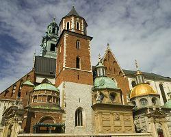 Katedrála na hradě Wawel