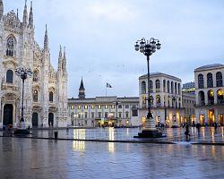 Náměstí Piazza di Duomo