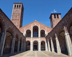 Basilica di Saint Ambrogio