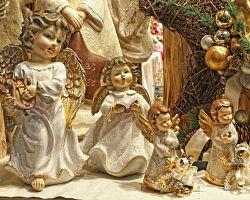 Darujte kus italských Vánoc