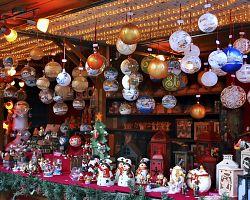 Kouzelné vánoční trhy