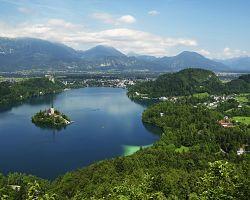"""""""Imago paradise"""" - jezero Bled"""