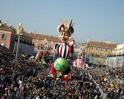 Karneval v plném proudu