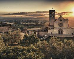 Bazilika sv. Františka v Assisi