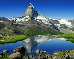 Matterhorn - Alpská dominanta