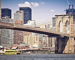 Brooklynský most v plné kráse