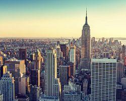 Nejvyšší mrakodrap New Yorku...
