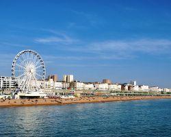 Přímořské letovisko Brighton