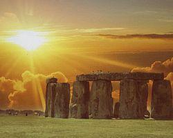 Posvátné místo Stonehenge