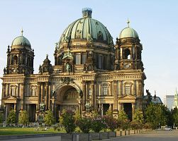 Katedrála Berliner Dom