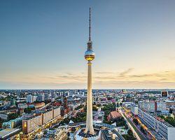Televizní věž v Berlíně