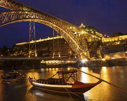 Most Dom Luís I. v Portu