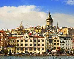 Asijská část Istanbulu
