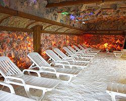 Solná jeskyně Tropikana