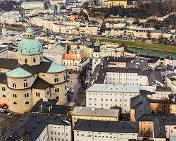Salzburg v plné kráse