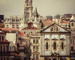 Porto má nádherné centum