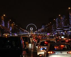 Zažijte kouzlo adventní Paříže